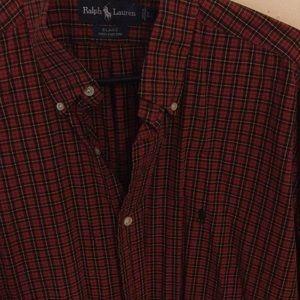 Ralph Lauren Shirts - Ralph Lauren Button Down